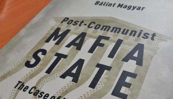Image result for post communist mafia state
