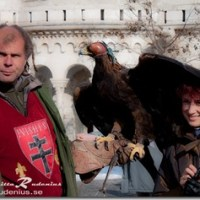 Falconers and falconry