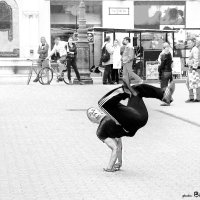 Streetdance Breakdance Hip Hop