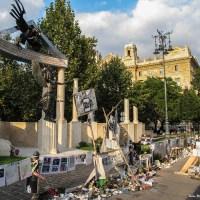 Civilians Protest Against Monument Falsifying History 2