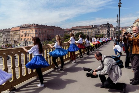 International Dance day, Budapest