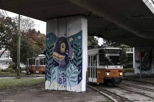 Murals - Street Art Budapest