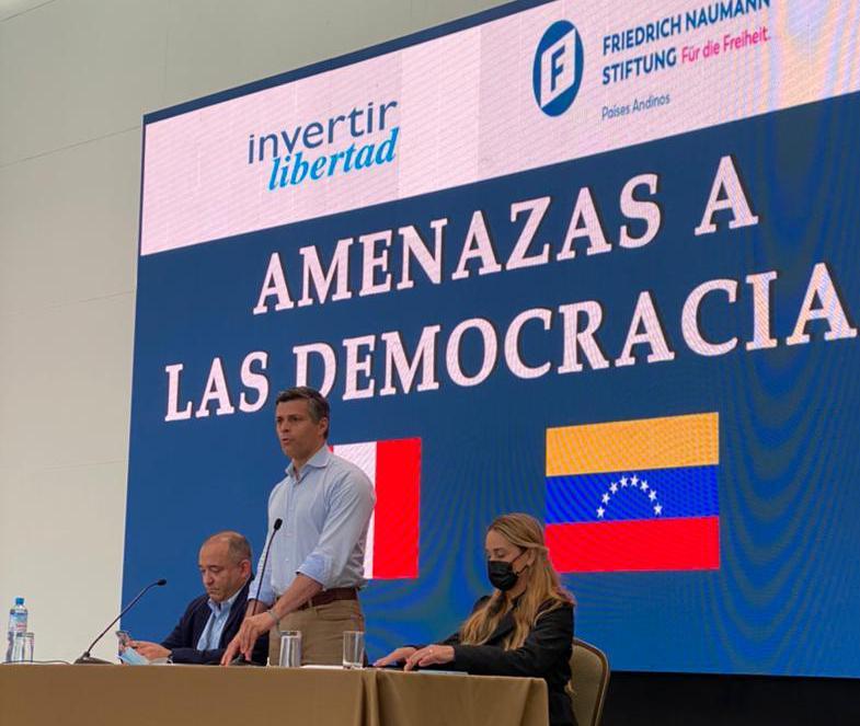 Prensa Leopoldo López