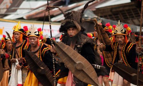 Tarian Adat Sumatera Utara