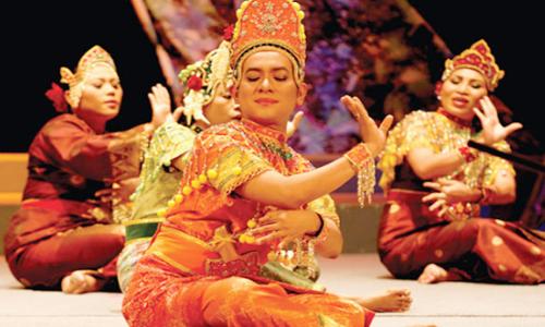 Tarian Tradisional Melayu