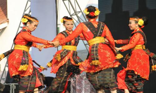 Tarian Dari Sumatera Utara