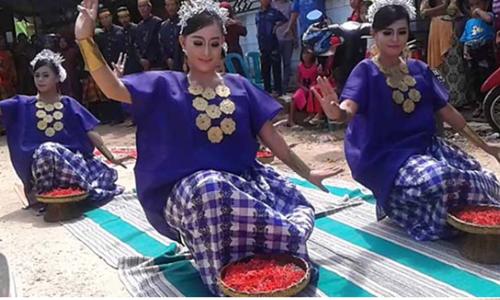 Tarian Sulawesi Selatan