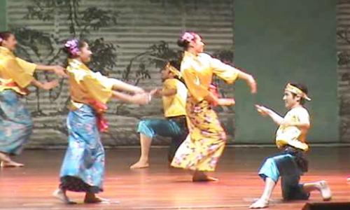 Tarian Melayu