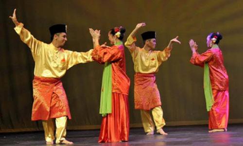Tarian Kalimantan Barat