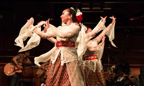 Tarian Tradisional Maluku