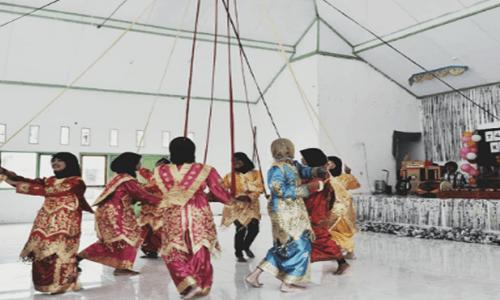 Tarian Khas Sumatera Barat