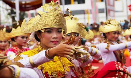 Tarian Dari Lampung