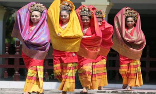 Tarian Khas Sumatera Selatan