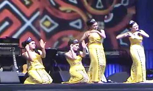 tarian dari sulawesi utara