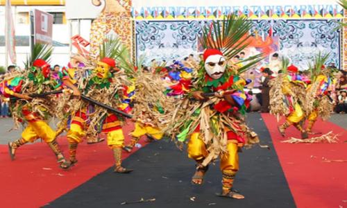 Macam Macam Tarian Lampung