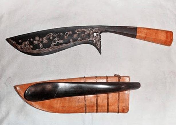 Senjata Tradisional Jawa Tengah Wedhung