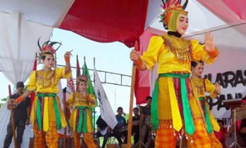 tarian khas sulawesi tenggara