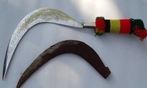 senjata tradisional jawa