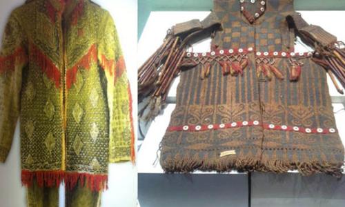 pakaian adat Kalimantan tengah