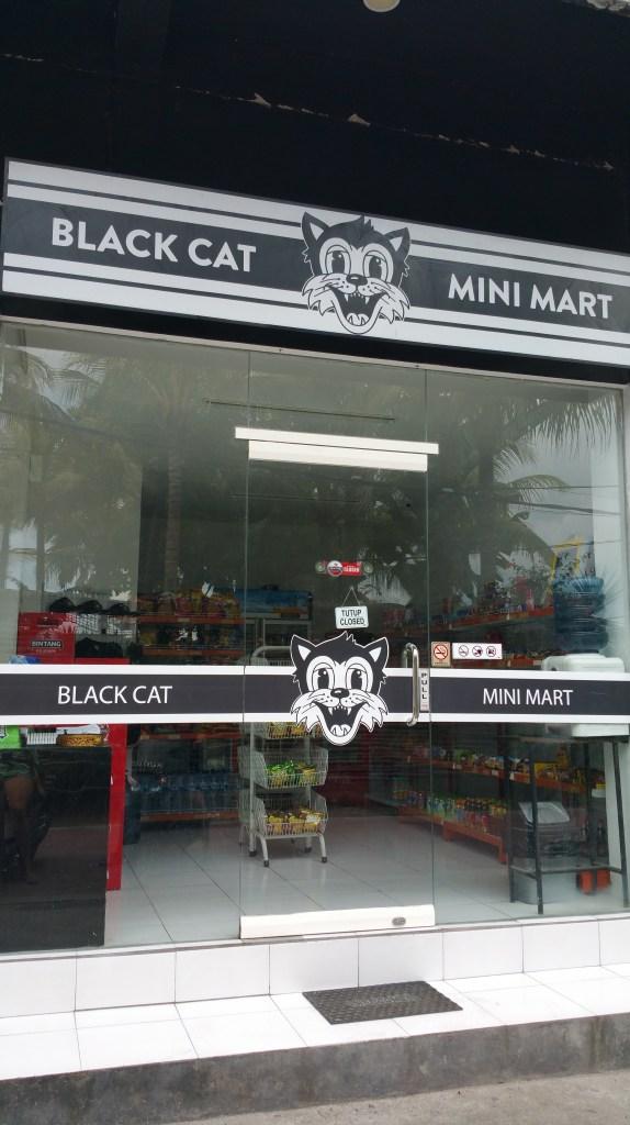 Black Cat Mini Mart : black, Budderflie, Reiki