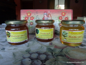 Slovenian honey