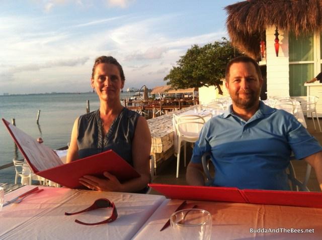 Dinner at Cenacolo Mare, Cancun