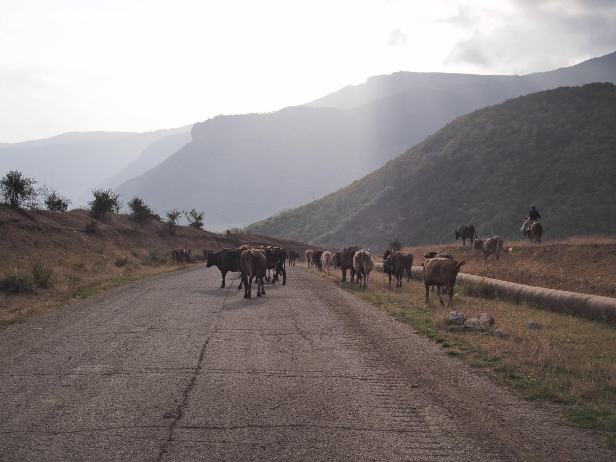 DAY 14… Tatev Monastery to Kapan