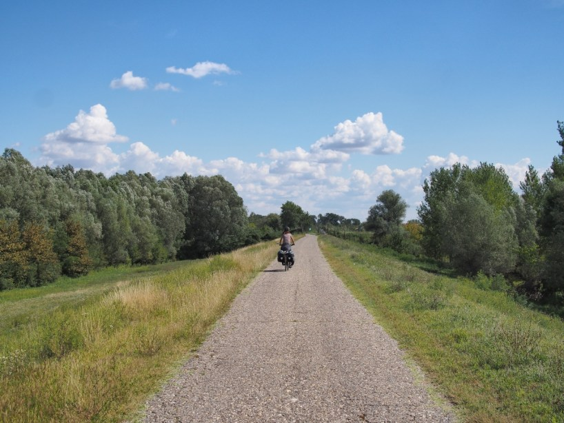 Eurovelo 6, Buddha Cycle Touring Ride to India