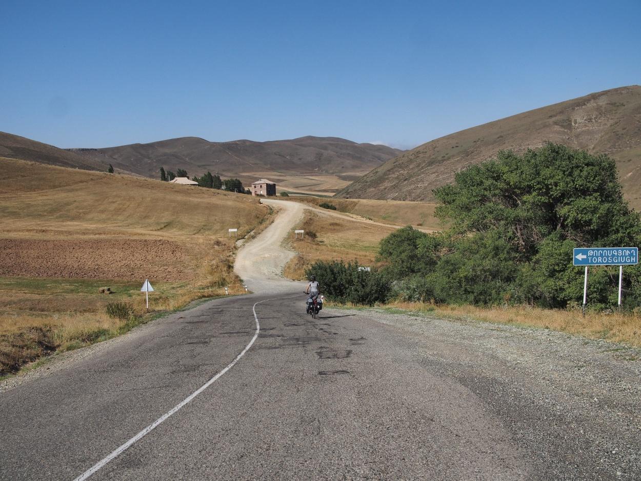 DAY 04… Lomaturtskhi to Gyumri