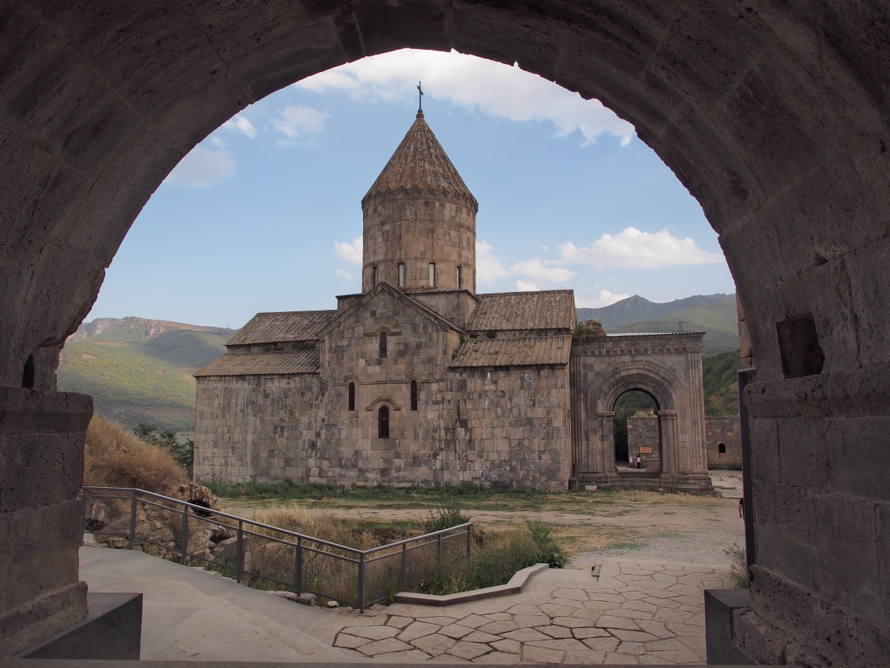 DAY 13… Shaki to Tatev Monastery