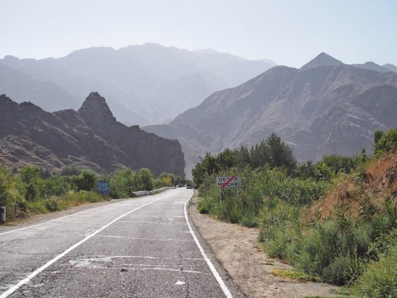 DAY 16… Meghri  River valley (near Vank) to Agarak