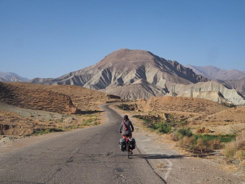 Caucasus Mountains Buddha Cycle Touring