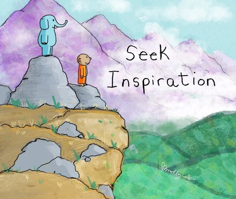 Today's Doodle: Inspiration