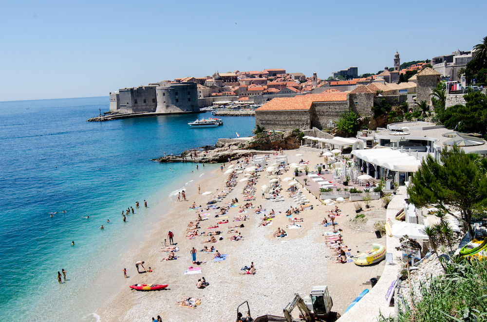 Beaches-dubrovnik-croatia-adriatic-luxury-collection-old-town-travel-jenny-adams-freelance-buddha-drinks-fanta