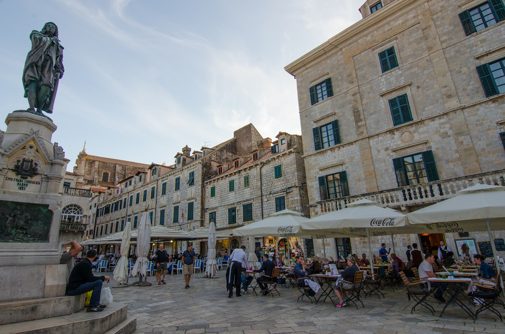 Stradun-street-old-town-dubrovnik-st-marys-cathedral-croatia-travel-balkans-jenny-adams-writer-buddha-drinks-fanta