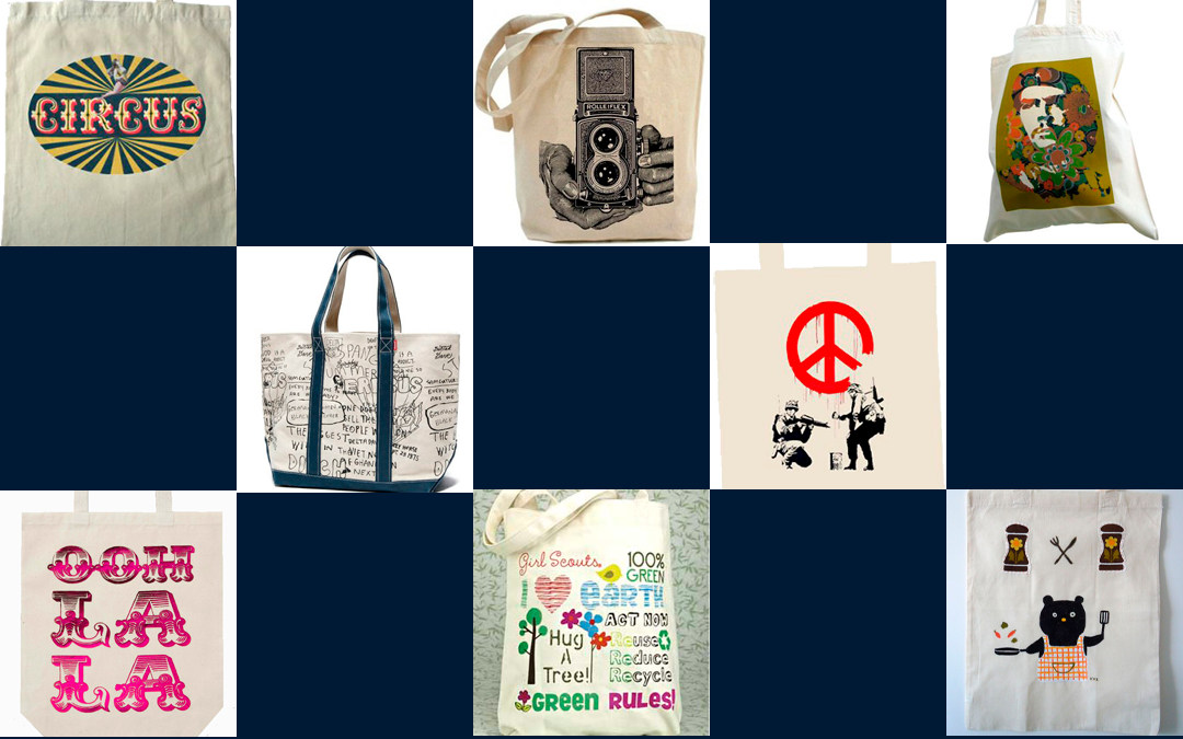 Eco-Tote Bags The Perfect Billboard To Advertise Sustainable Design