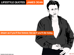 James Dean quotes and bio