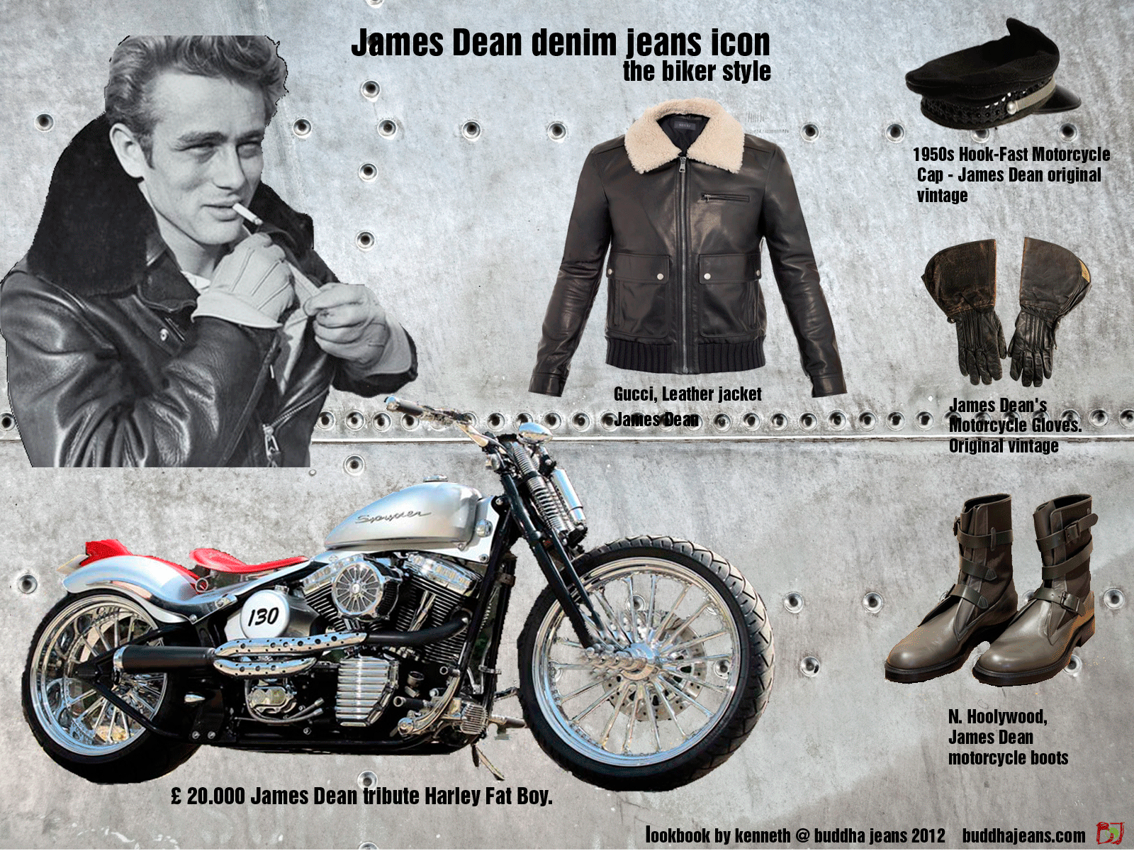 Rebel without a cause fashion 32