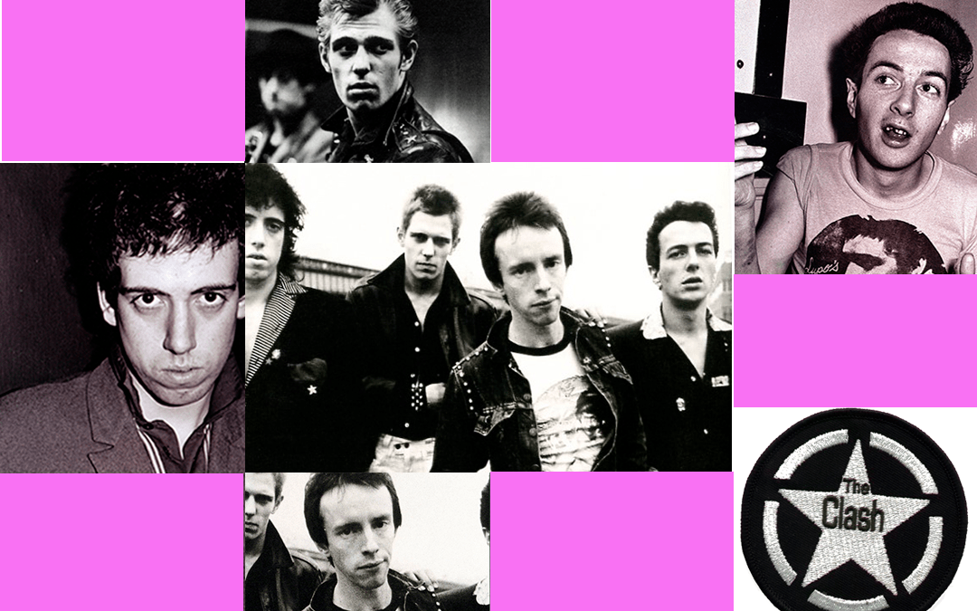 1970's, The Clash Fashion Lookbooks and Style