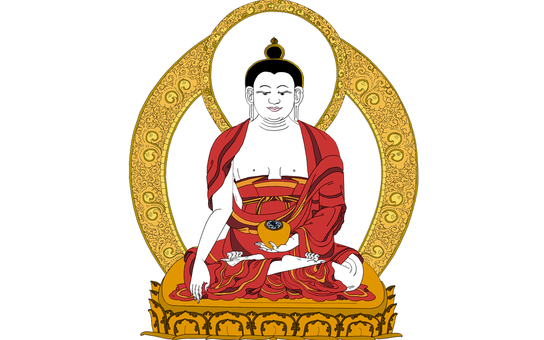 Can Buddhism contribute ideas for a successful sustainable future? Illustrations Kenneth Buddha Jeans