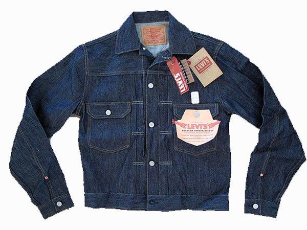 Levi's Type II vintage replica jacket