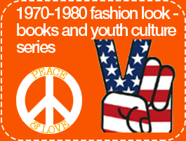 1970-1980 Fashion Look Books and Youth Culture Series