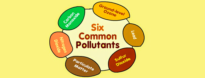 the different causes of environmental pollution and how to combat them