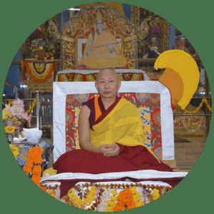 Khen Rinpoche Palden Wangchuk