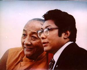 Parinirvana of great Buddhist master and meditation teacher Chogyam Trungpa Rinpoche remembered for Leeds meditation group