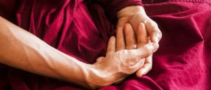 Online Buddhist meditation retreat for Leeds Buddhist group participants