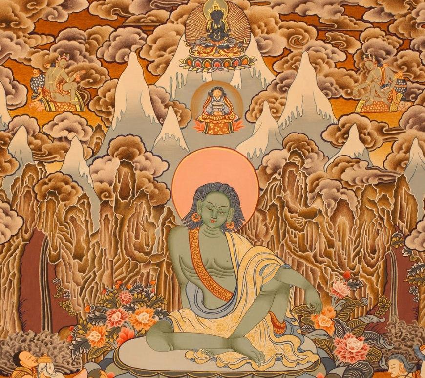milarepa the singing yogin