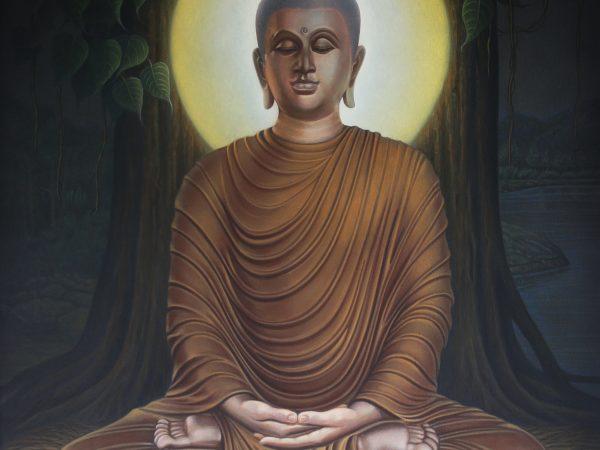 With Bhikkhu Tissa