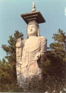 The Buddha that got me interested in Buddhism