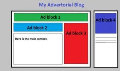 too many ads